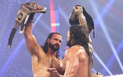 罗曼还是德鲁?谁才是最伟大的世界冠军?前WWE编剧给出了答案