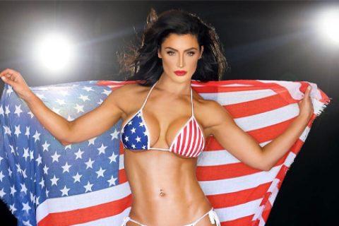 10张最热门的WWE Diva比基尼泳装照片