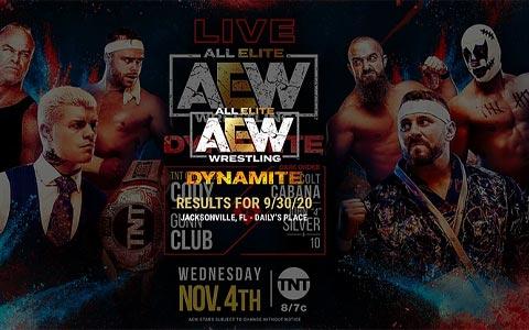 AEW Dynamite 第58期
