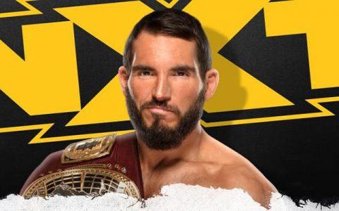 WWE2020NXT第587期