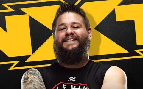 WWE2020NXT第589期
