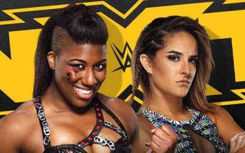 WWE2020NXT第586期