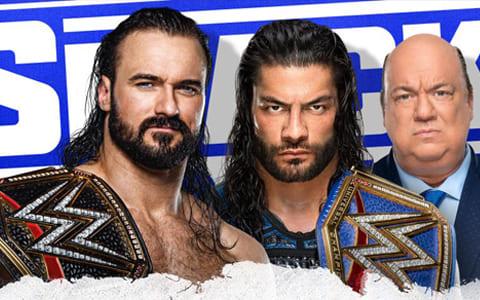 WWE2020SmackDown第1109期