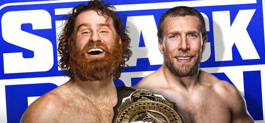 WWE2020SmackDown第1110期