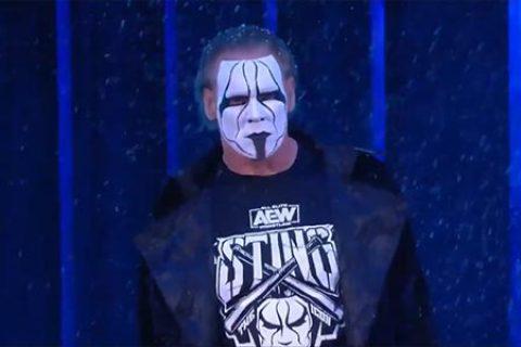 AEW Dynamite第81期:斯汀现身 TNT冠军乱斗