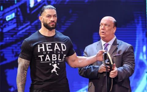本期WWE SD看点,保罗海曼上台比赛,KO胖力压罗曼,凯塞罗终于迎来推动!