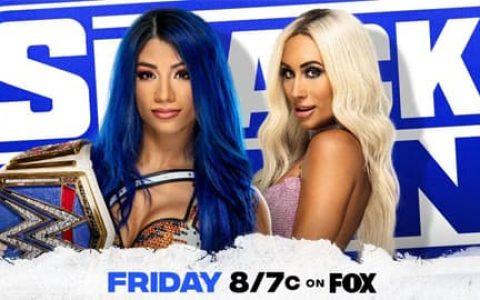明天SmackDown节目提前预告,罗曼雷恩斯暴政遭报复?大E和道夫迎来冠军机会?