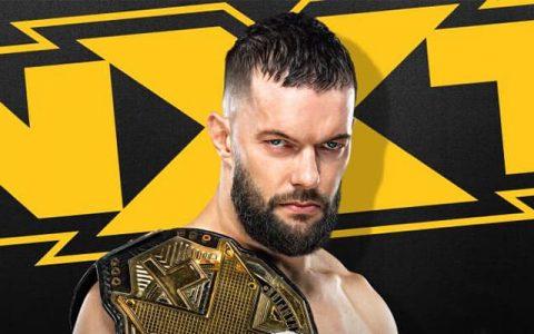 WWE2020NXT第591期