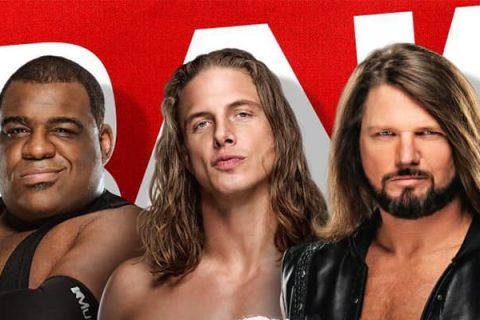 WWE2020RAW第1436期