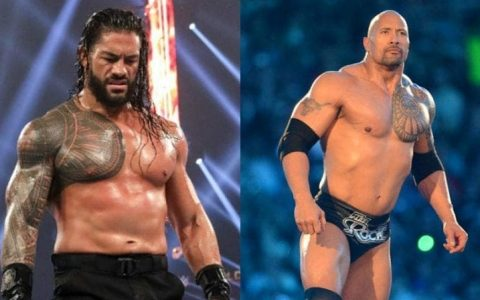 关于WWE主席为何不希望罗曼雷恩斯在狂热大赛37对战巨石强森的原因曝光,老麦简直太精明了