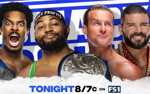 WWE SmackDown第1113期