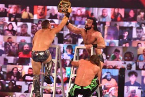 WWE TLC大赛:米兹终于兑现公文包,德鲁麦金泰尔遭遇三重威胁赛