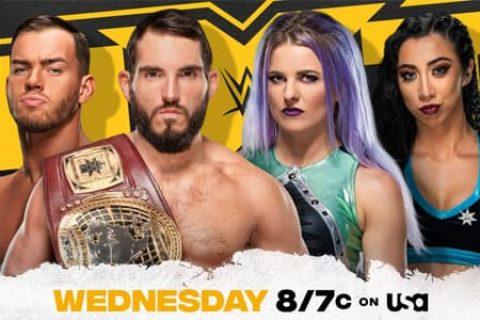 WWE NXT第598期(中文字幕)