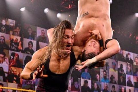 WWE NXT第597期