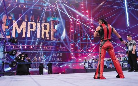 皮尔斯挑战罗曼只是WWE掩人耳目的烟雾弹,悄悄转正的中邑真辅才是罗曼真正挑战者