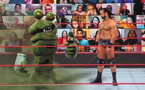德鲁·麦金泰尔已出现轻微症状,他能否在皇家大赛前顺利回归WWE?
