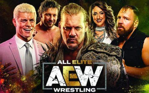 AEW签下大量残兵老将,到底是福还是祸?会否走向当年TNA的灭亡之路