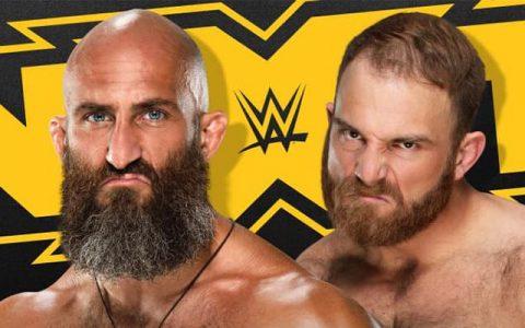 WWE2020NXT第602期