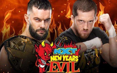 WWE2020NXT第600期