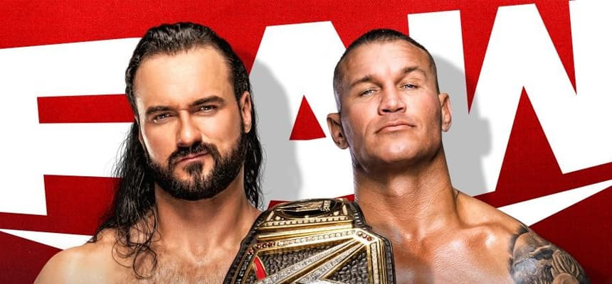 WWE RAW 第1442期