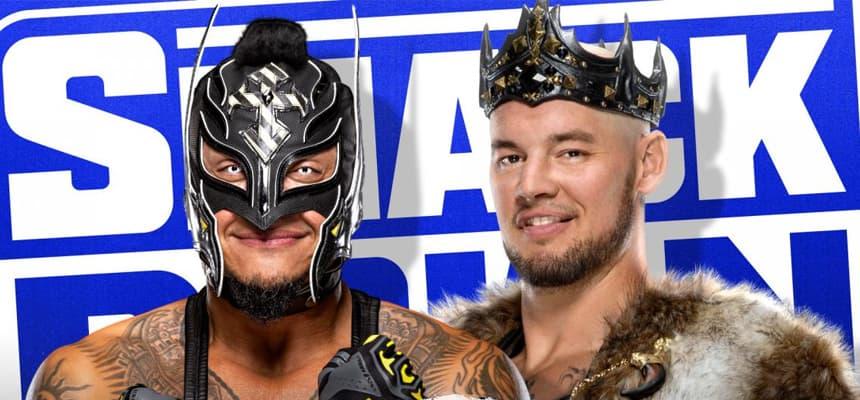 WWE SmackDown 第1117期