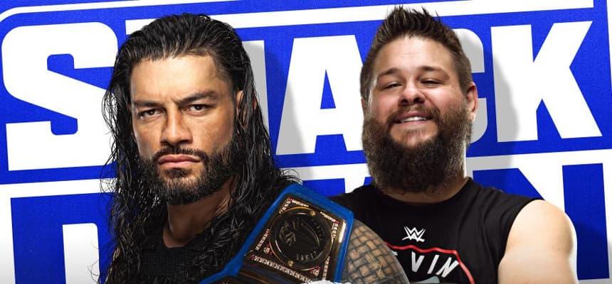 WWE SmackDown 第1115期