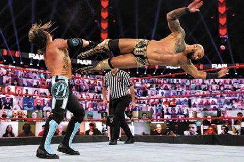 英雄无用武之地!传奇大师称赞李科学天赋异禀无人能及WWE高层却视而不见