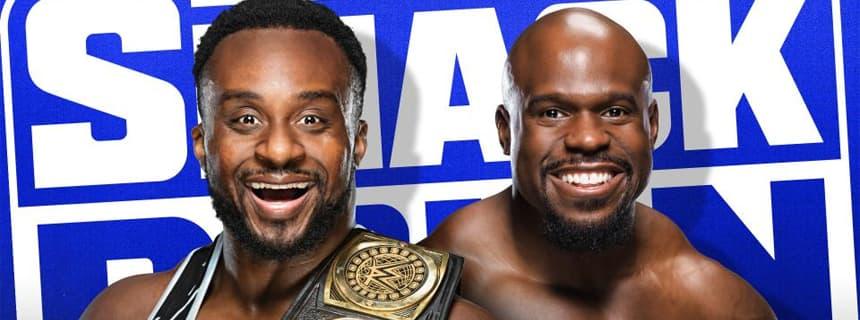 WWE SmackDown 第1118期