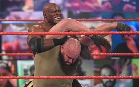 下周RAW鲍比莱斯利将挑战米兹打一场WWE冠军头衔赛