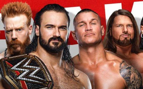 WWE RAW 第1447期