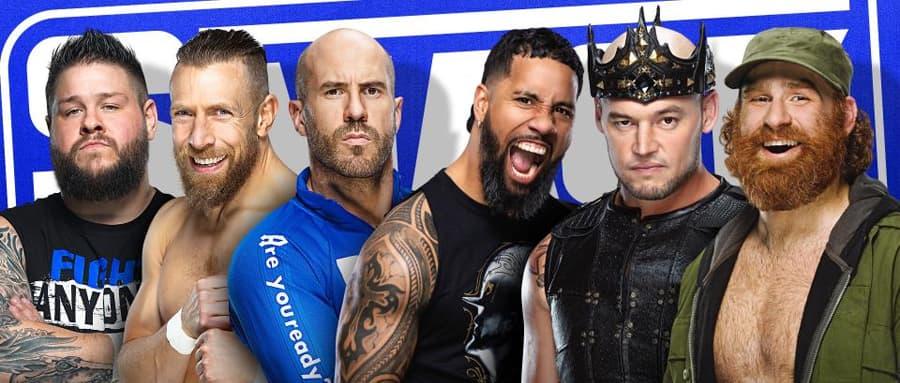 WWE SmackDown第1122期