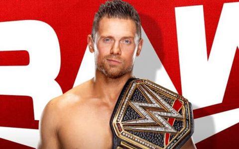 WWE RAW第1448期