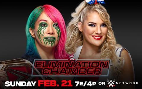 WWE RAW女子冠军明日华将在铁笼密室淘汰赛对阵莱西·埃文斯
