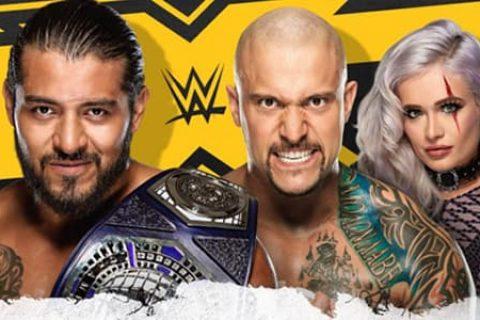 WWE NXT 第608期