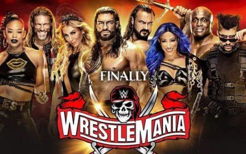 WWE RAW顶级明星没有出现在摔角狂热大赛海报上,坏痞兔确定参加演出。