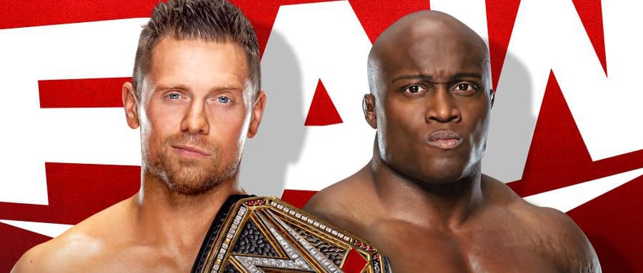 WWE RAW第1449期