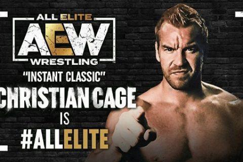 AEW周赛第76期:克里斯坦叫嚣肯尼欧米茄