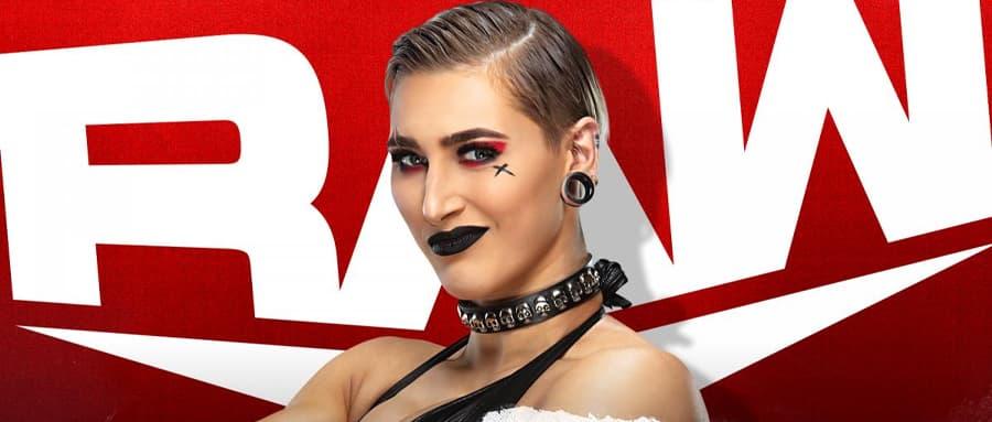 WWE RAW第1452期