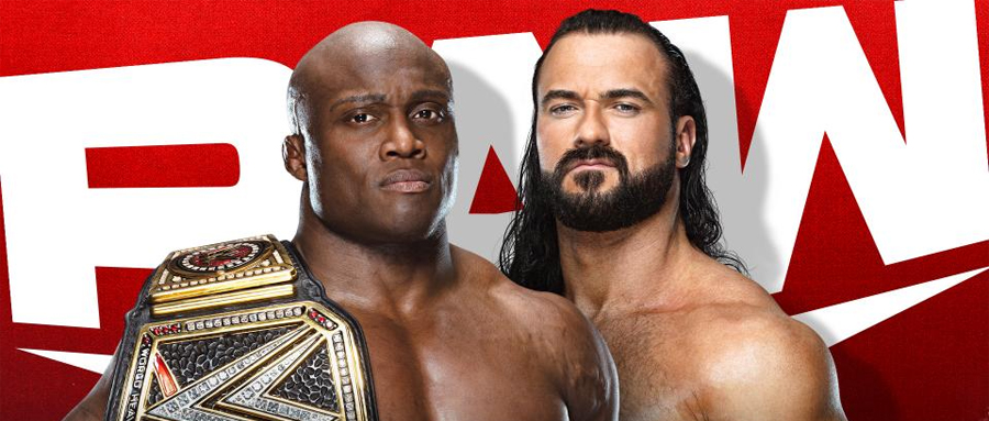 WWE RAW第1456期