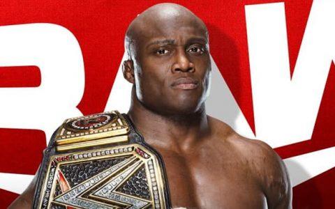 WWE RAW第1455期