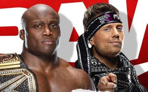 WWE RAW第1450期