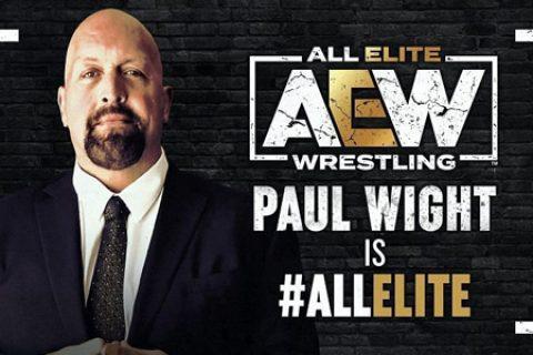 嘲讽WWE?大秀哥盛赞AEW是他遇到过最有正能量的公司!