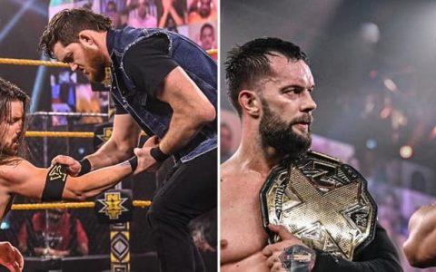 WWE NXT 第610期