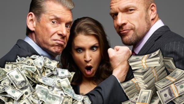 文斯麦克曼等WWE高管2020年工资曝光