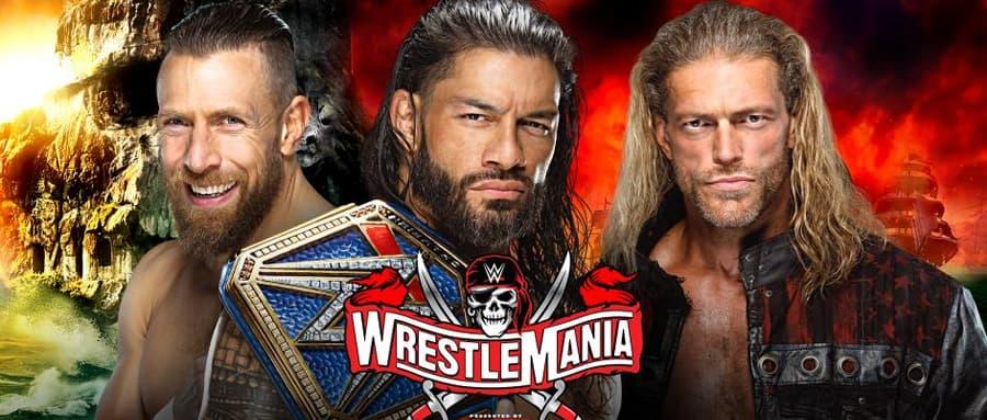 WWE摔角狂热大赛37(WWE WrestleMania 37)