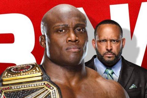 WWE RAW第1457期