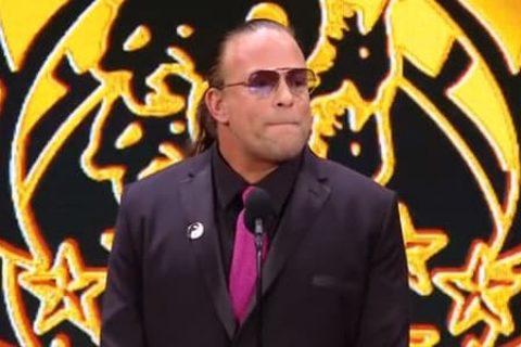 WWE名人堂典礼2021:RVD发表感言,做好自己就行,快乐就好!