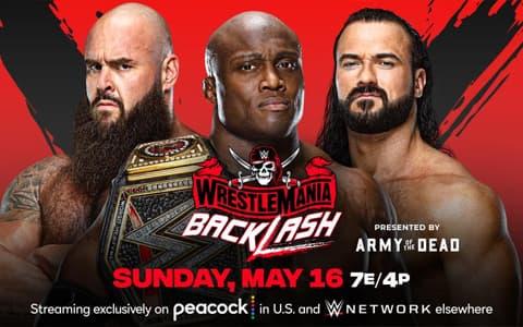 WWE摔角狂热爆裂震撼大赛2021