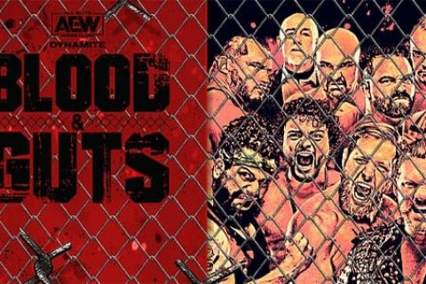 AEW血液与胆量大赛,(Blood & Guts)