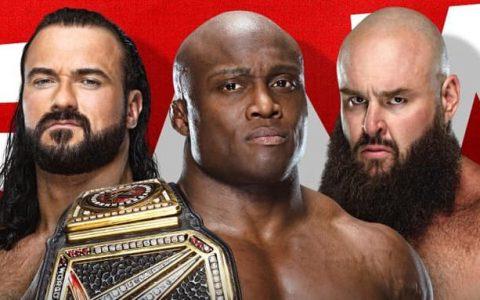 WWE RAW第1458期